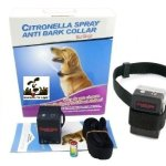NO BARK Collar Citronella Spray Anti-Bark Collar